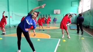 Урок з фізичної культури на тему ''Гімнастика''