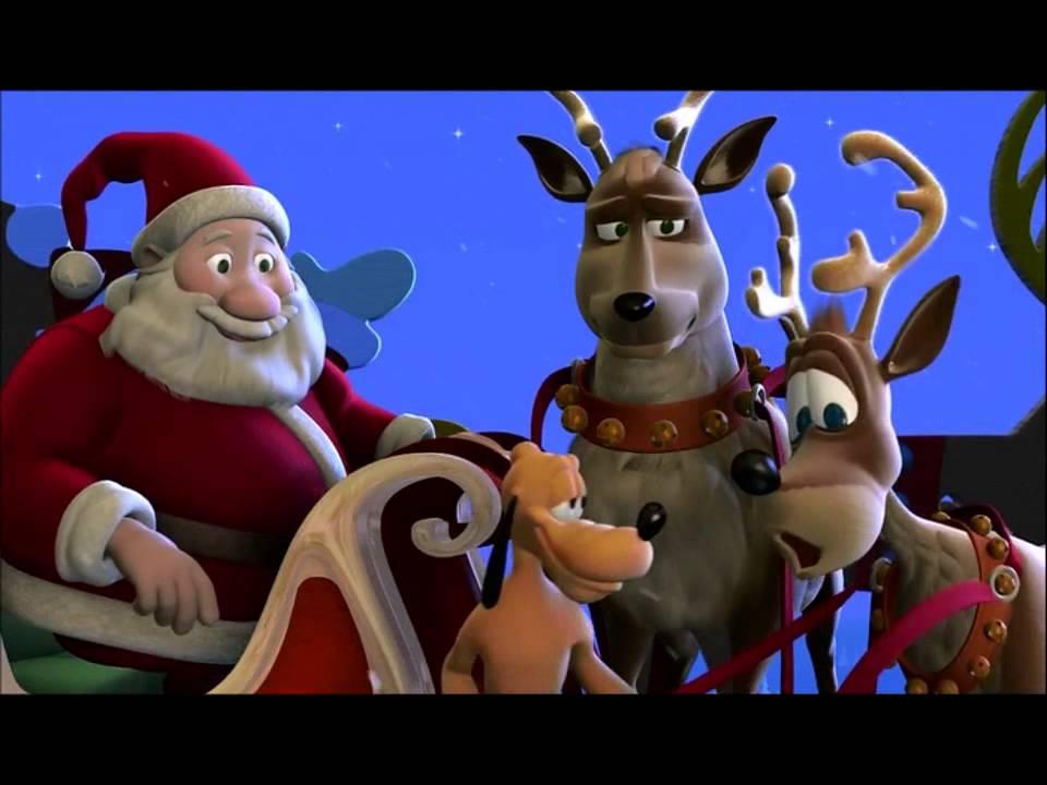 mickeys twice upon a christmas video 22 youtube - Christmas Reindeer 2