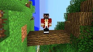 Minecraft But The World Is Sideways