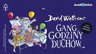 "David Williams ""Gang godziny duchów"" | audiobook"