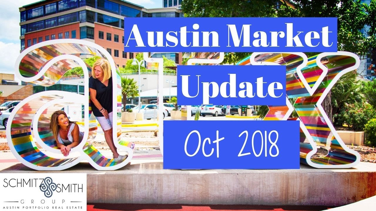Quarter Three Stats 2018 - Austin Real Estate Market - Schmitz & Smith Group