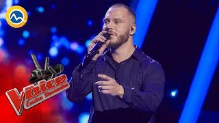 Kristián Révay - Leave a Light On (Tom Walker) - The VOICE Česko Slovensko 2019 Video