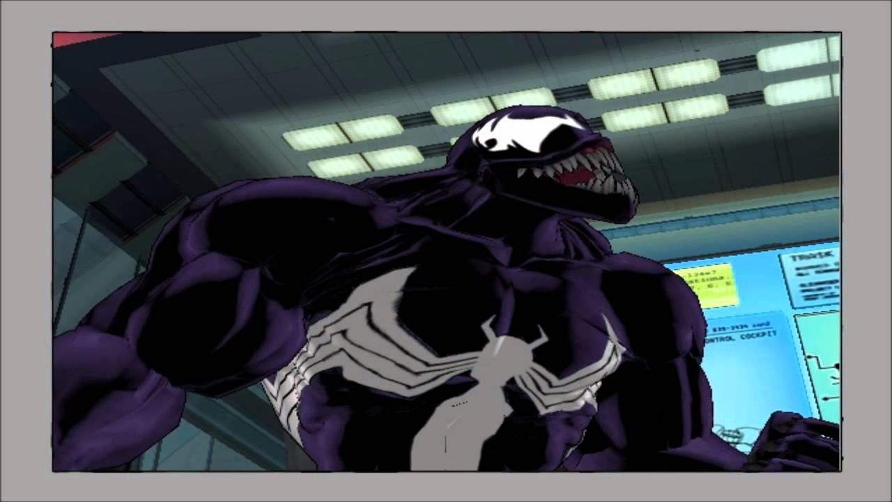 ultimate venom spiderman - photo #47