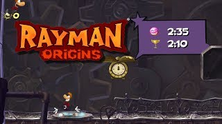 Rayman Origins - Mecha No Mistake! (Time Trophy) - [#93] - (X360/PS3/WII/3DS/PC/MAC)