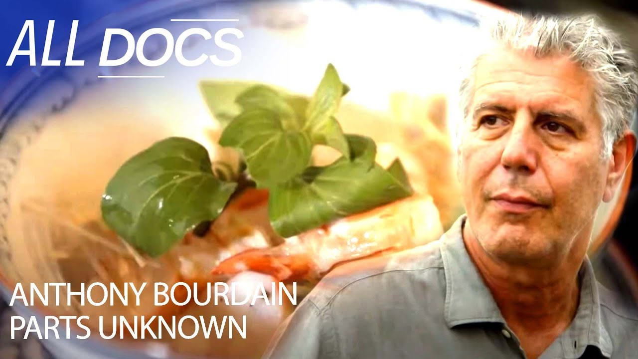 Anthony Bourdain: Parts Unknown   Vietnam   S04 E04   All Documentary