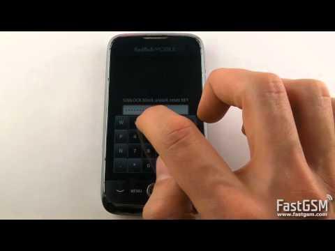 Simlock Block  Unlock Reset Key - Huawei U8230 & Red Bull RBM2