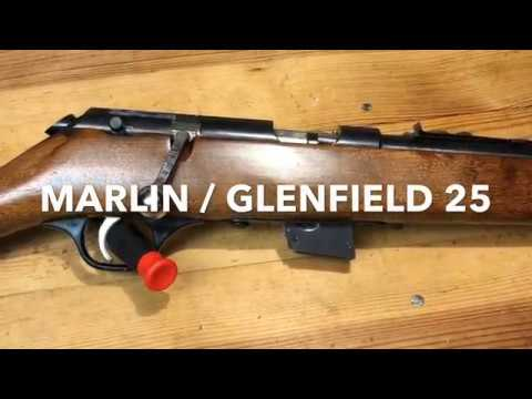 Marlin / Glenfield Model 75 / 60 from YouTube · Duration:  1 minutes 57 seconds