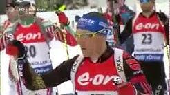 Männer 15 km Massenstart Biathlon WM Oslo 2016 /HD
