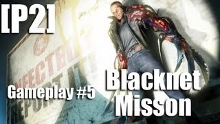 Prototype 2 Gameplay PC #5 Blacknet Mission (HD 720p)