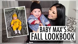 FALL BABY BOY LOOKBOOK: MOST STYLISH BABY EVER!!!