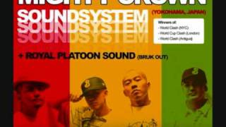 Mighty Crown Soundsystem - Dancehall Mix