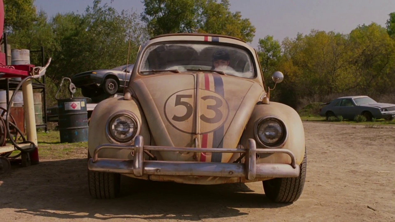 Herbie A Toda Marcha