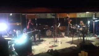 """Maiden Voyage"" recording session excerpt from JazzForJapan sessions"