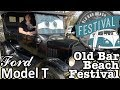1925 Ford Model T - at Old Bar Beach Festival 2017