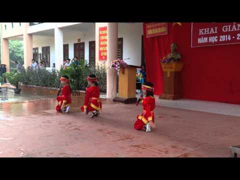 Mùa Xuân - HS tiểu học Sơn Cẩm 3 - Phú Lương - Thái Nguyên