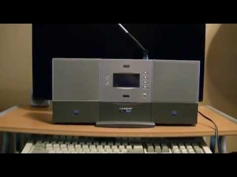Linksys Wireless-B Music System