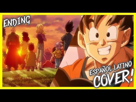 DRAGON BALL SUPER ENDING 1 Cover Español...