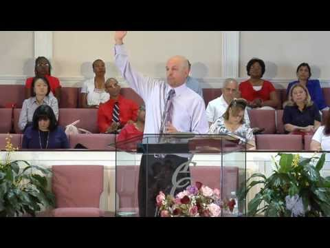 ICC Pastor Ronald Squibb   I Am Sensitive   June 30, 2013
