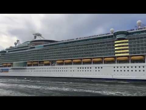 Port Everglades Ship Spotting April 11th, 2015