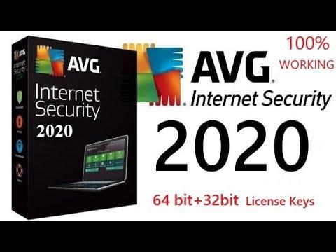 AVG Internet Security 2018 @ 100% Working License key [Lifetime]