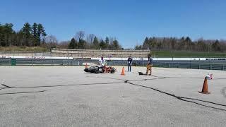 HyTech Racing Brake Test Issue @ Formula Hybrid 2018
