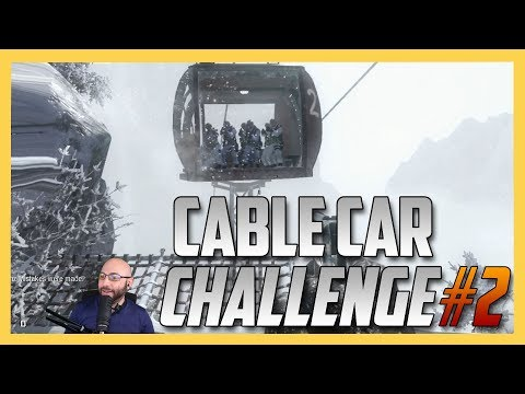 Cable Car Challenge RETURNS!