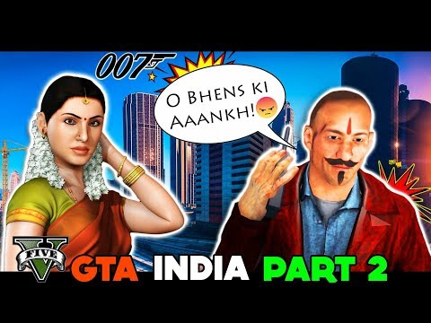 BHAI THE GANGSTER IS BACK 😎😎 Mission 3 | FUNNY ANDROID GAMES IN HINDI INDIA GTA 5| Poor gamer clan