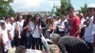 Kumanovë: U bë varrimi i Zejadin Isufit