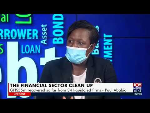 Financial sector clean-up: Affected depositors should understand it's a process - Paul Ababio