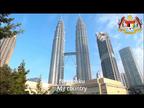 National Anthem of Malaysia - Negaraku (Malaysia Independence Day 2017) (Version 2)