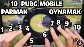 10 PARMAK PUBG Mobile NASIL OYNANIR ? 10 PARMAK PUBG Mobile OYNAMAK
