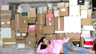 HUGE, BIG & LARGE PR UNBOXING.. SO MUCH FREE MAKEUP & SKINCARE 2020