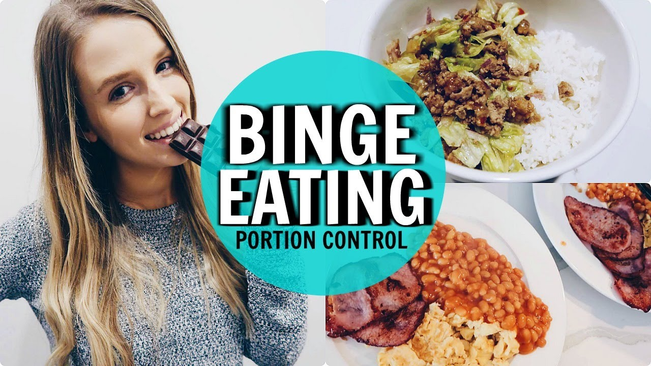 how to control binge eating