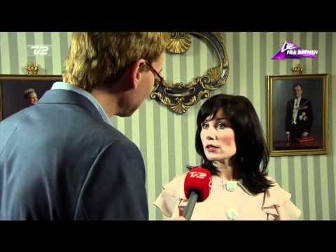 Live fra Bremen: Mia Lyhne er kronprinsesse Mary