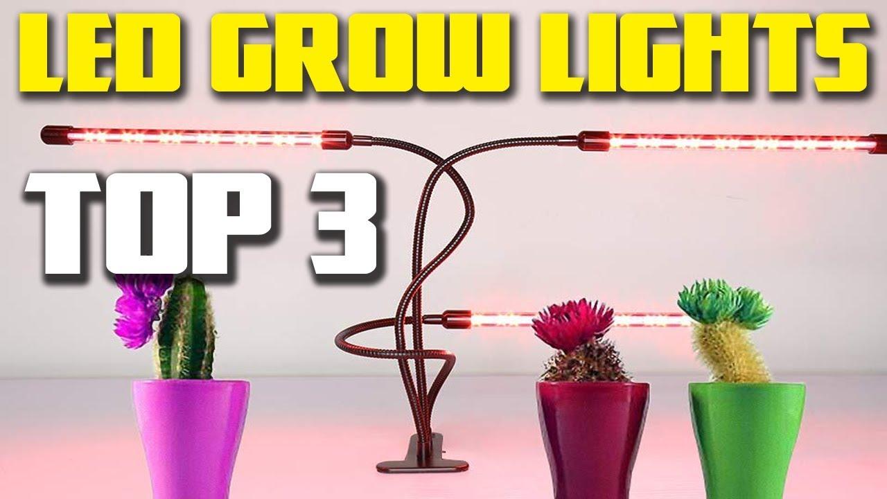 Best Led Grow Lights 2020 Gest Grow Lights Youtube