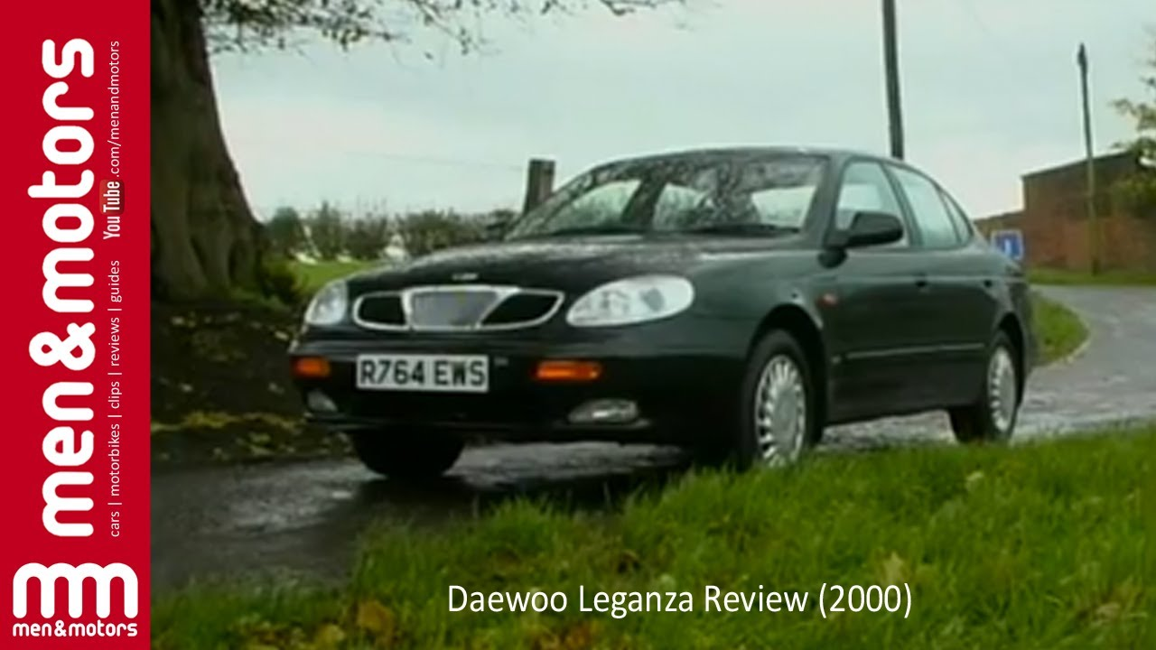 hight resolution of 2000 daewoo nubira