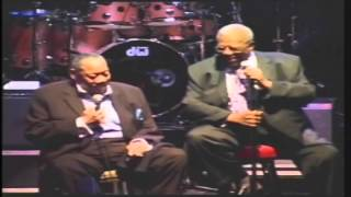 BB King and Bobby Blue Bland