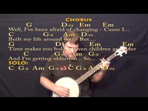 Landslide (Fleetwood Mac) Banjo Cover Lesson with Chords/Lyrics ...