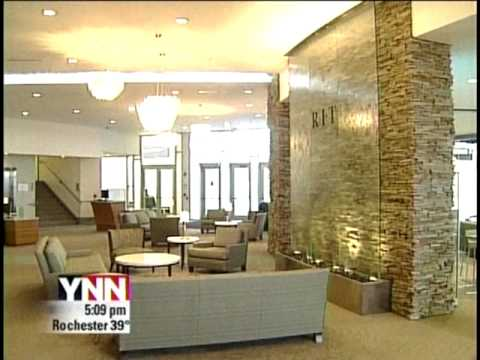 RIT on TV News: LEED Certification