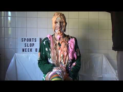 FA Cup Third Round Sports Slop (Week 8) The Gunge Maid Gets Pied And Very Messy