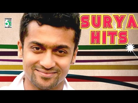 Suriya Super Hit Best Collection Audio Jukebox