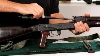 How to Disassemble an AK-47 | Gun Guide