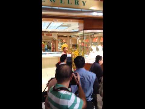 Hội chợ TẾT 2015 Ất Mùi tại Phước Lộc Thọ mall, Bolsa street California PART 1B. 2/14/2015: