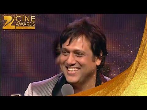 Zee Cine Awards 2008 Best Supporting Actor Male Govinda
