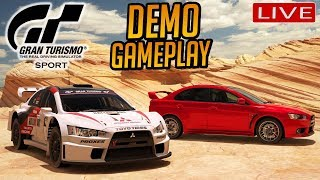 Gran Turismo Sport: Demo Playthrough