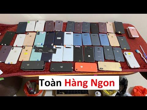 Điện Thoại Giá Rẻ Cấu Hình Cao: S9 3tr2, Samsung S10 Plus, S20 Fe 5G, S10e, iPhone, Google, Sony ..