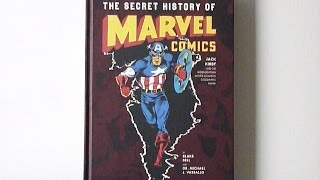 The Secret History of Marvel Comics by Blake Bell & Dr. Michael J. Vassallo - video preview