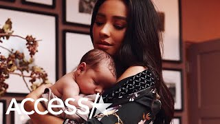 Shay Mitchell Shares First Photo Of Newborn Daughter And Reveals Her Sweet Name