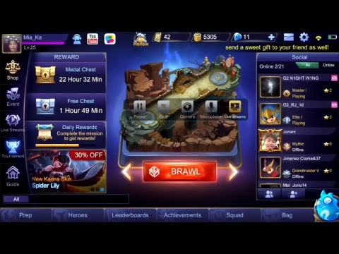 Brawl 101 | Mobile Legends : Bang Bang