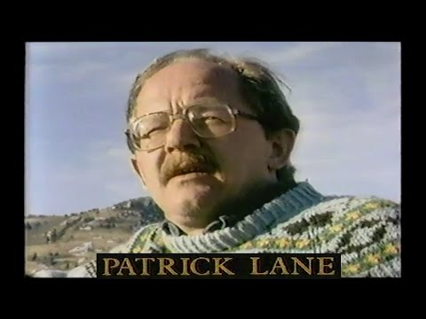 Poet Patrick Lane Interview On Canadian Literature Early 1980